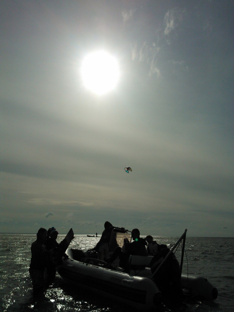 wyspy na zatoce puckiej